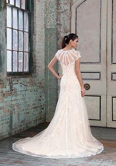 Justin Alexander Signature 9782 A-Line Wedding Dress