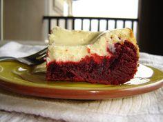 Eat Cake For Dinner: RED VELVET BARS
