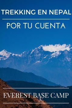 Sueño de mucha gente... y con razón. Las montañas más altas del mundo son espectaculares y no tan inaccesibles como se suele pensar... Nosotros hicimos un gran trekking por nuestra cuenta. Te dejamos algunos consejos e inspiraciones