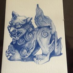 okinawan shisa sketch for tattooomg he is so stinking cute tattoos pinterest the. Black Bedroom Furniture Sets. Home Design Ideas
