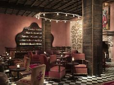 Rose Bar em NY