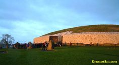 Newgrange Winter Solstice   Possibly the world's oldest calendar clock. 100 people admitted on the Winter Solstice every year, selected by lottery. Sign me up.