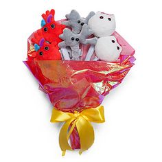 Plush Bouquet - Mother's Day