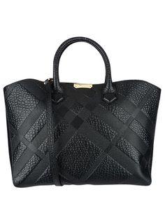 BURBERRY Dewsbury Leather Handbag