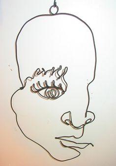 Spenser Little- Wire art