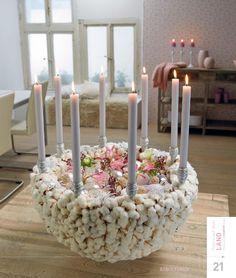 113 besten floristik weihnachten bilder auf pinterest in. Black Bedroom Furniture Sets. Home Design Ideas