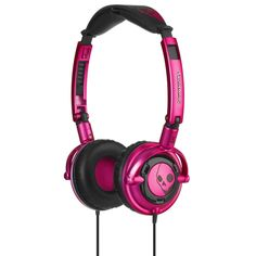 Buy latest models of Skullcandy Lowrider Pink-Black Headphone at best price  on online shopping 3a38457272189