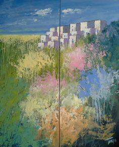 Primavera 100x120  Luigi Torre