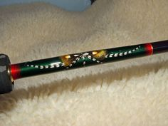 Feather inlay