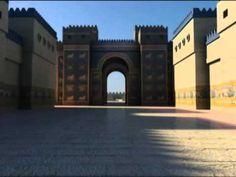 Grandeur Of Ancient Babylon Showed Via Gorgeous 3D Animations