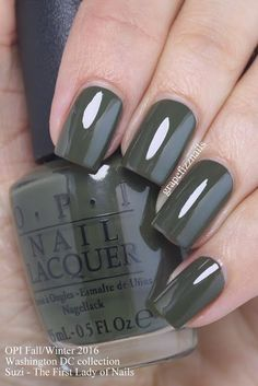 I Have The New Opi Washington Dc Collection To Share With Nail Polish Colors Fall