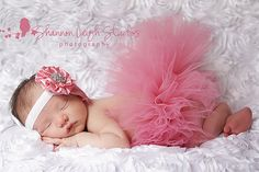Cant wait for baby girl. Antique Rose Tutu Newborn Boutique Style by ASweetSweetBoutique, $50.00