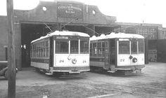 Fort Collins Municipal Railway History