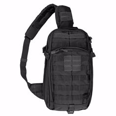 5.11 RUSH MOAB 10 SLING PACK, DOUBLE TAP - NEW WITH TAGS #511Tactical
