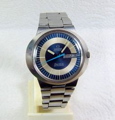 Rolex Watches, Watches For Men, Omega Dynamic, Omega Geneve, Vintage Omega, Crown, G Shock, Stainless Steel Case, Omega Watch