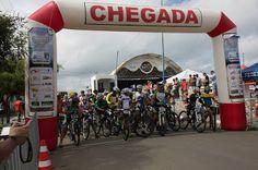 HORA DA VERDADE: ATUALIDADE: Desafio de ciclismo aconteceu neste do...