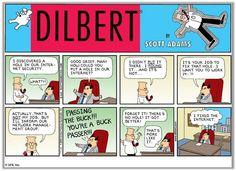Scott Adams Dilbert on Internet Security www.dilbert.com #RiskyCeleb.