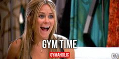 Gym TimeCannot be more excited!http://www.gymaholic.co