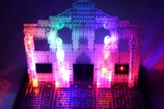 the Alamo from Laser Pegs National Geographic Landmarks and Archaeology Building Kit http://www.amazon.com/Laser-Pegs-Geographic-Landmarks-Archaeology/dp/B00J7SDEM2/?tag=unrealbargain-20