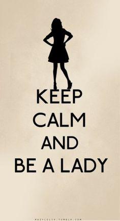 Keep Calm I'll try