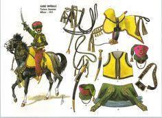 Tartaro lituano della guardia imperiale