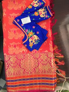 Ideas For Knitting Machine Projects Design Patch Work Blouse Designs, Maggam Work Designs, Simple Blouse Designs, Saree Blouse Neck Designs, Stylish Blouse Design, Bridal Blouse Designs, Designer Blouse Patterns, Machine Embroidery Designs, Embroidered Blouse