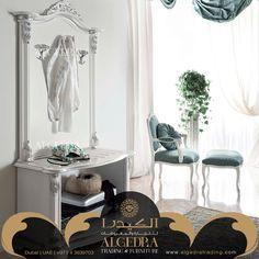 Looking for the most classic yet amazing furniture for your place? We provide a FREE consultation for all! هل تبحث عن أثاث راقي يناسب ذوقك لمنزلك, اتصل بنا الآن لنساعدك في اختيارك ونقدم لك الأنسب 00971528111106 www.algedratrading.com  #Classic #Furniture #Interior #Design #Decor #Luxury #Comfort #ALGEDRA #UAE #Dubai #MyDubai #creative #luminous   #فريد #فاخر #أثاث #تجارة #أثاث_مفروشات #أثاث_منزلي #أثاث_فنادق #مفروشات #الكيدرا #دبي #الإمارات #سرير #صوفا #كلاسيك