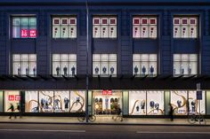 Uniqlo Melbourne - Red Design Group Red Design, Department Store, Uniqlo, Melbourne, Retail, Group, Building, Home, House