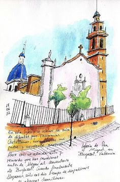 Sant Miquel, Burjassot by Josep Castellanos, via Flickr
