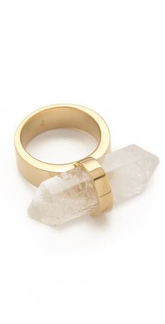 Michael Kors Geode Ring