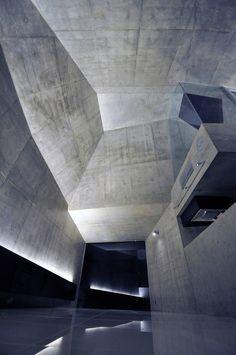 Fuse-atelier | iGNANT (The kind of geometric design that I love)