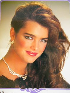 Brooke Shields for L'Officiel, 1981.