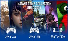 Juegos gratis del PS Plus  Junio 2017