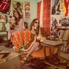 #feelin these #vibes every time you stay in one of our #suites. #groovy #bohostyle #woodstock #experiencewoodstock