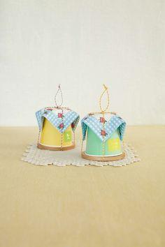 紙コップとコースターで、お菓子をかわいくラッピング☆/今月はこれ使お!(「はんど&はあと」2013年4月号)