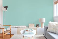 GIF Magic: See How Wall Paint Color Changes the Feel of a Room