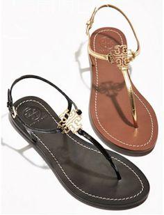 pretty Tory Burch sandals