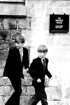 Princes William and Harry. Prince Harry Photos, Prince William And Harry, William Kate, Prince Charles, Prince And Princess, Princess Of Wales, Princess Diana, Kate And Harry, Charles Spencer