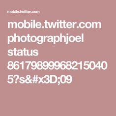 mobile.twitter.com photographjoel status 861798999682150405?s=09