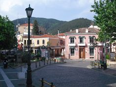 Walking in Xanthi, Greece Thasos, Macedonia, Planet Earth, Roads, Places Ive Been, Planets, Thats Not My, Greece, Walking