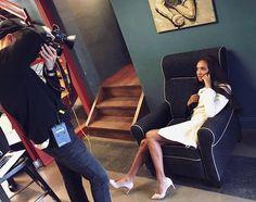 Прямо сейчас снимаем видеоблогера @marysenn. У себя на канале в Youtube эта красавица записывает смешные скетчи а для нас сделала серьезное лицо. Скоро на Tatler.ru!   via TATLER RUSSIA MAGAZINE OFFICIAL INSTAGRAM - Celebrity  Fashion  Haute Couture  Advertising  Culture  Beauty  Editorial Photography  Magazine Covers  Supermodels  Runway Models