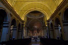 Bramante, Santa Maria presso San Satiro. Milano.