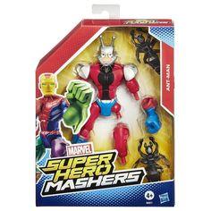 Marvel Super Hero Mashers Ant-Man Figure New/Sealed! Make Own Mash-Up Toy A6825 #Marvel