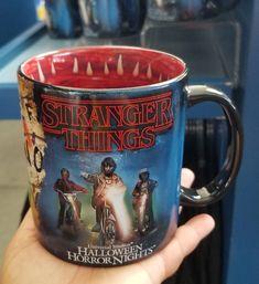 71685e94 Halloween Horror Nights Universal Studios Parks HHN 2018 16oz Stranger  Things Mug. Love it!