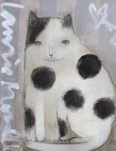 art de chat