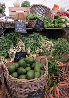 Avocados x sonstige Food Schönheiten: mehr dazu auf meinem Food Market Guide