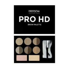 Freedom Pro HD Brow Palette Fair/Medium