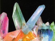 Cristales como puentes de armonía. Estado armónico del físico, orden en la mente y tranquilidad de espíritu