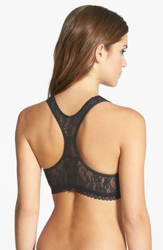 52c468fad5705a DKNY  Signature Lace  T-Back Bralette
