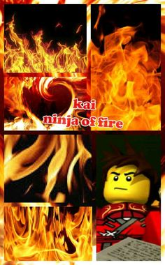 Kai is like a pyromaniac of some sorts. Ninjago Kai, Lego Ninjago, Best Shows Ever, Tmnt, Childhood Memories, Masters, Favorite Tv Shows, Fanart, Fire